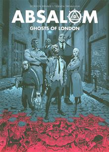 ABSALOM GHOSTS OF LONDON GN