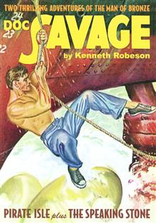 DOC SAVAGE DOUBLE NOVEL VOL 59