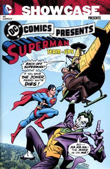 SHOWCASE PRESENTS DC COMICS PRESENTS TP VOL 02