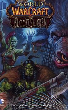 WORLD OF WARCRAFT BLOODSWORN HC