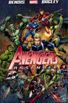 AVENGERS ASSEMBLE BY BRIAN MICHAEL BENDIS TP