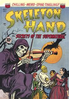 ACG COLL WORKS SKELETON HAND SLIPCASE ED VOL 01