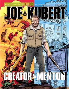 JOE KUBERT TRIBUTE TO THE CREATOR & MENTOR SC