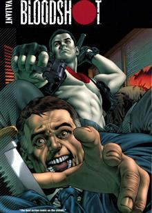 BLOODSHOT (VU) TP VOL 02 RISE AND THE FALL