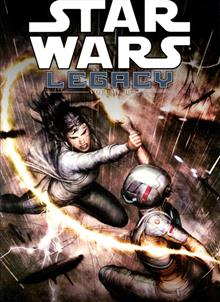STAR WARS LEGACY II TP VOL 03 WANTED ANIA SOLO