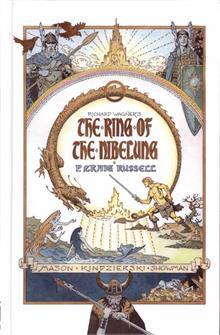 RING OF NIBELUNG HC