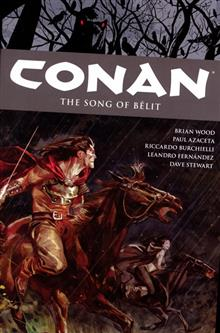 CONAN HC VOL 16 SONG OF BELIT