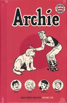 ARCHIE ARCHIVES HC VOL 10