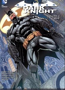 BATMAN DARK KNIGHT TP VOL 03 MAD