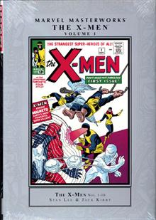 MMW X-MEN HC VOL 01 NEW PTG
