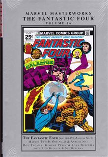 MMW FANTASTIC FOUR HC VOL 16