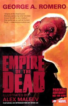 GEORGE ROMEROS EMPIRE OF DEAD TP ACT ONE