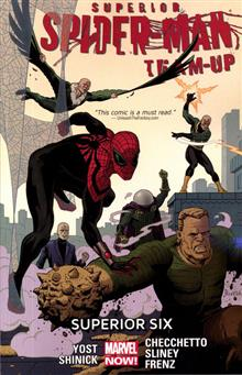 SUPERIOR SPIDER-MAN TEAM-UP TP VOL 02 SUPERIOR SIX