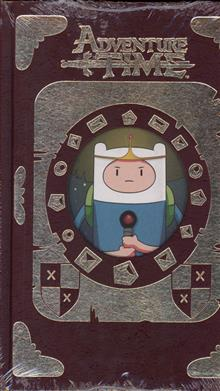ADVENTURE TIME ENCHIRIDION ED HC VOL 01