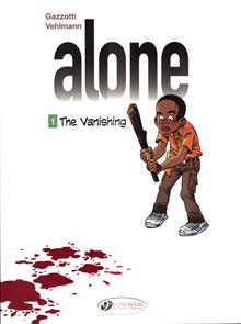 ALONE GN VOL 01