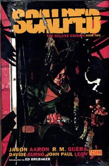 SCALPED HC BOOK 02 DELUXE EDITION (MR)