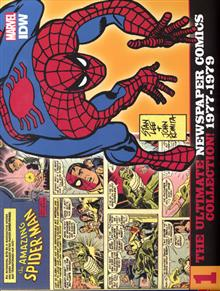 AMAZING SPIDER-MAN ULT NEWSPAPER COMICS HC VOL 01 1977-1979