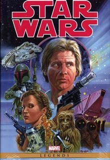 STAR WARS MARVEL YRS OMNIBUS HC VOL 03
