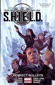 SHIELD TP VOL 01 PERFECT BULLETS