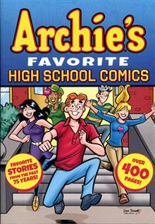 ARCHIES FAVORITE HIGH SCHOOL COMICS TP