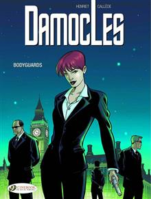 DAMOCLES GN VOL 01 BODYGUARDS