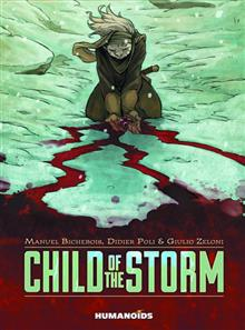 CHILD OF THE STORM HC (MR) (C: 0-0-1)