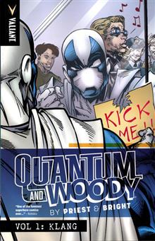 PRIEST & BRIGHTS QUANTUM & WOODY TP VOL 01 KLANG
