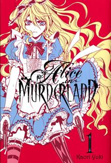 ALICE IN MURDERLAND GN VOL 01 (MR) (C: 0-1-0)