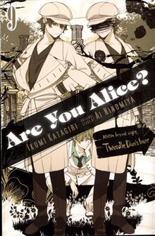 ARE YOU ALICE GN VOL 09 (C: 1-0-0)
