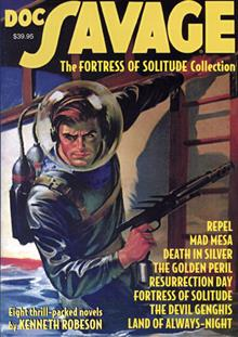 DOC SAVAGE CLASSIC SUPERPACK #1