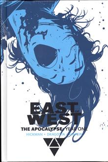EAST OF WEST THE APOCALYPSE YEAR ONE HC DCBS VAR