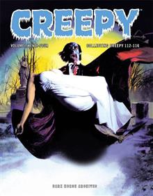 CREEPY ARCHIVES HC VOL 24
