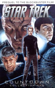 STAR TREK COUNTDOWN COLL TP VOL 01