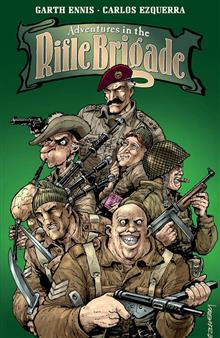 ADVENTURES IN THE RIFLE BRIGADE TP (MR)