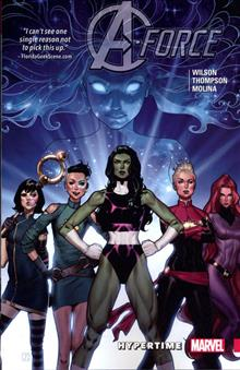 A-FORCE TP VOL 01 HYPERTIME