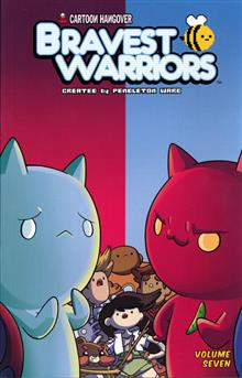 BRAVEST WARRIORS TP VOL 07