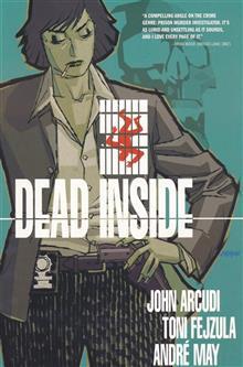 DEAD INSIDE TP VOL 01 (C: 0-1-2)