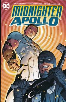 MIDNIGHTER AND APOLLO TP
