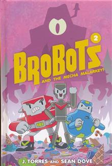 BROBOTS GN VOL 02
