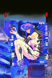 Ghost in the Shell Volume 1 2nd edition TPB