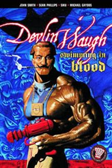 DEVLIN WAUGH SWIMMING IN BLOOD TP (MR)