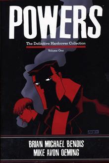 POWERS HC VOL 01 DEFINITIVE COLLECTION (MR)