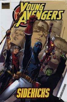 YOUNG AVENGERS VOL 1 SIDEKICKS HC