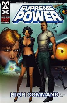SUPREME POWER VOL 3 HIGH COMMAND TP (MR)