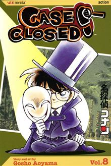 CASE CLOSED GN VOL 08
