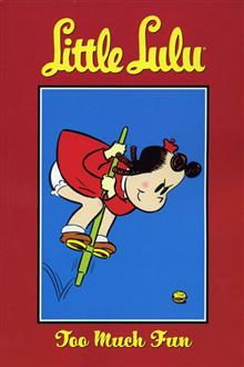 LITTLE LULU VOL 13 TOO MUCH FUN TP