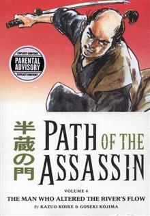 PATH OF THE ASSASSIN VOL 4 TP (MR)