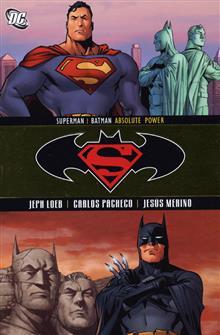SUPERMAN BATMAN ABSOLUTE POWER TP