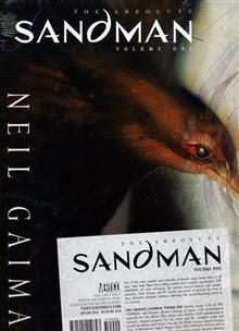 ABSOLUTE SANDMAN VOL 1 HC (MR)
