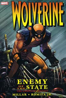 WOLVERINE ENEMY OF THE STATE COMPLETE EDITION HC